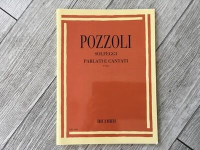 POZZOLI - Solfeggi parlati e cantati Vol. 3