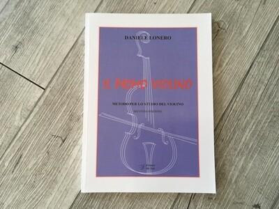 DANIELE LONERO - Il primo violino