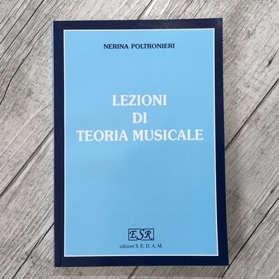 NERINA POLTRONIERI - Lezioni di teoria musicale