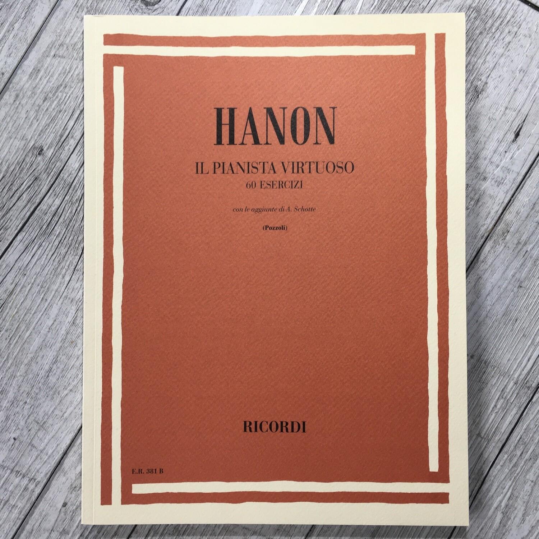 HANON - Il pianista virtuoso 60 esercizi