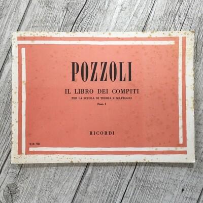 POZZOLI - Il libro dei compiti Vol. 1