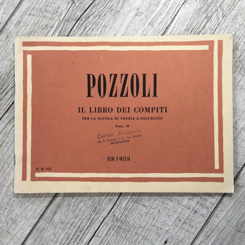 POZZOLI - Il libro dei compiti Vol. 2