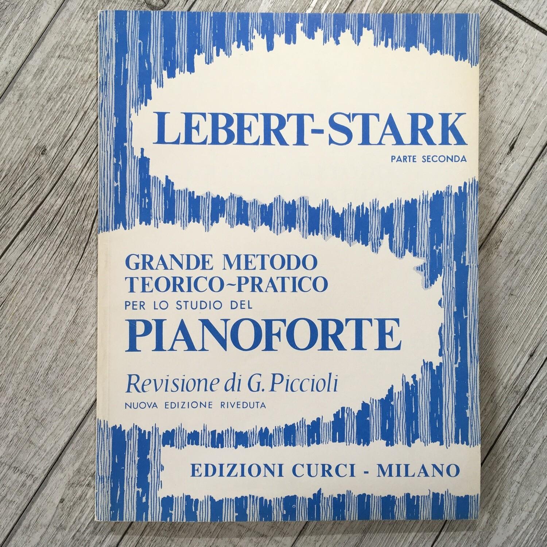 LEBERT STARK - Grande metodo teorico pratico per lo studio del pianoforte Vol. 2