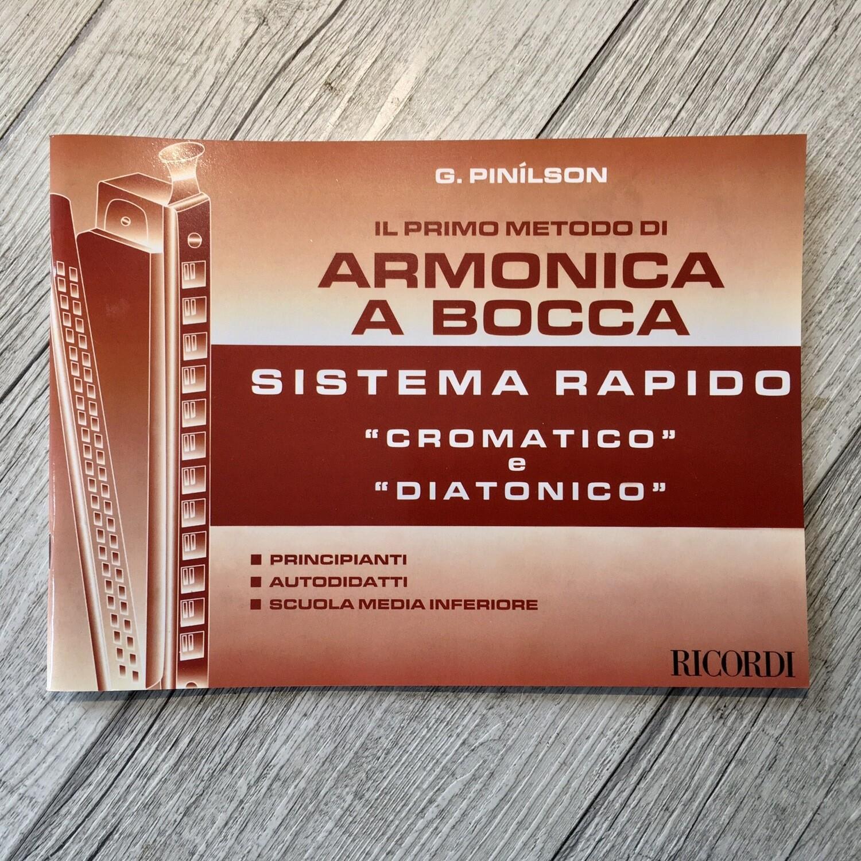 G. PINILSON - Il Primo Metodo Di Armonica A Bocca