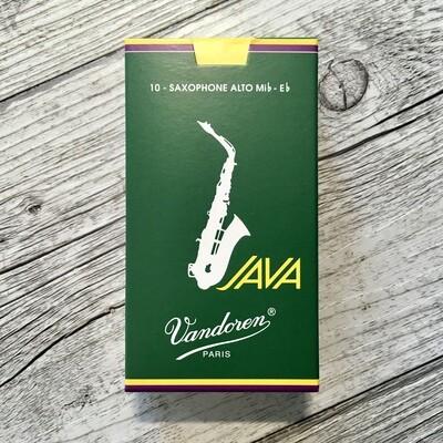 VANDOREN Java Green - Sax Alto