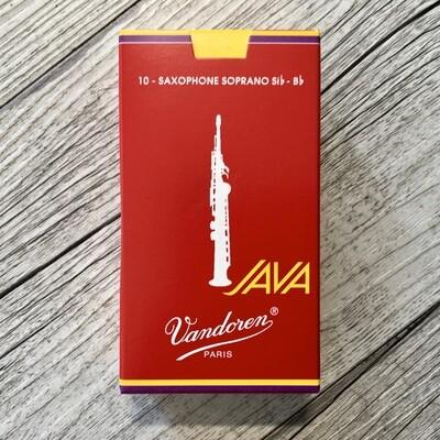 VANDOREN Java Red - Sax Soprano