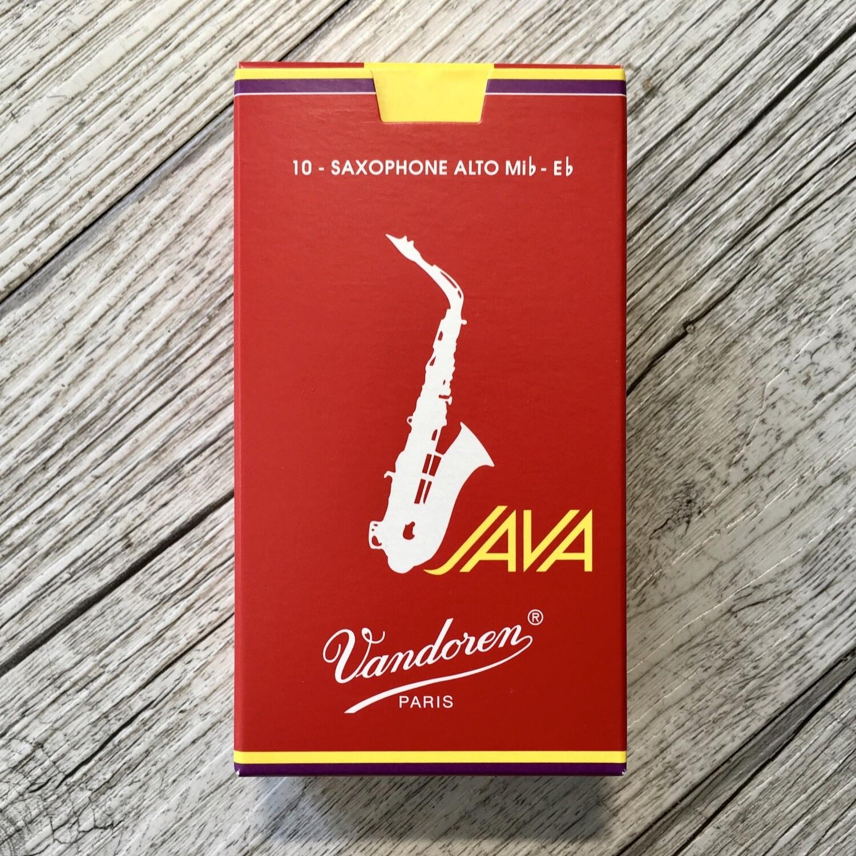 VANDOREN Java Red - Sax Alto