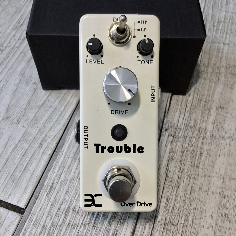 ENO TC16 - Trouble Overdrive
