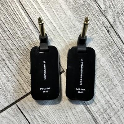 NUX B2 - Guitar Wireless Digital System Black
