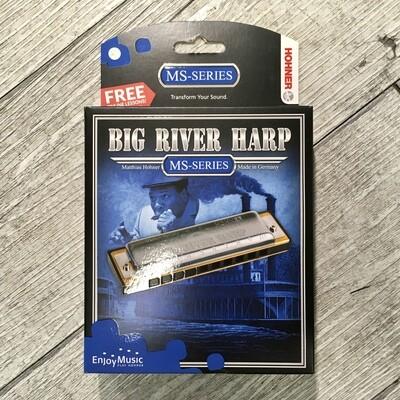 HOHNER - Big River Harp