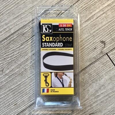 BG S30SH - Collare Saxofono Alto/Tenore standard