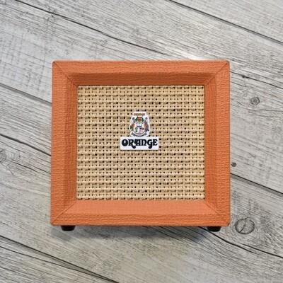 ORANGE - Micro crush amplificatore Portatile per chitarra