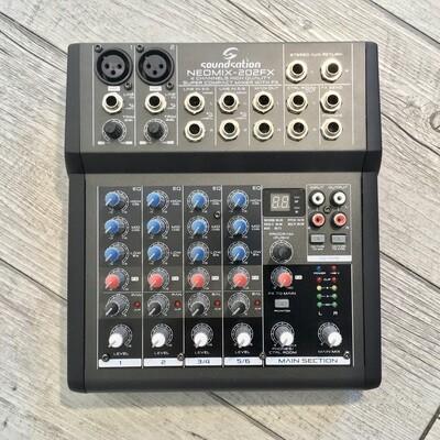 SOUNDSATION - Mixer Neomix 202FX
