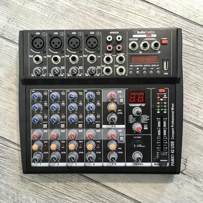 AUDIO DESIGN PRO - Mixer PAMX 1.42 USB