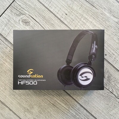 SOUNDSATION HF500 - Cuffie