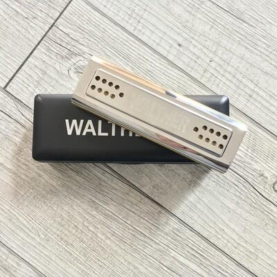 WALTHER - Armonica doppia C/G