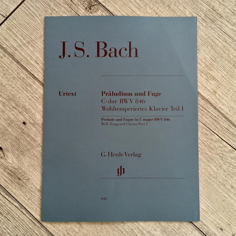 J.S. BACH - Praludium Und fuge