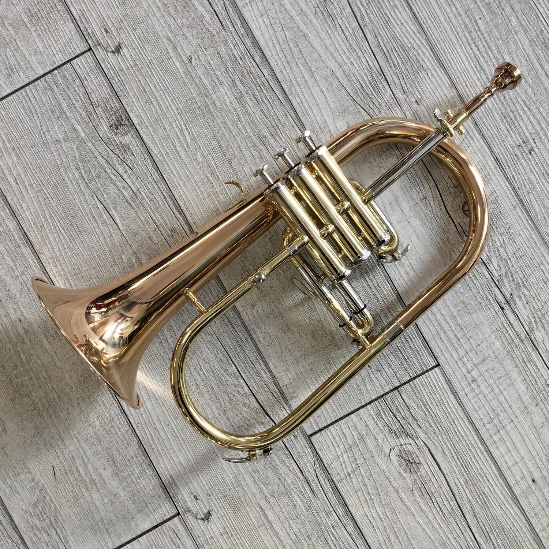 GRASSI F500GMKII - Flicorno soprano Bb