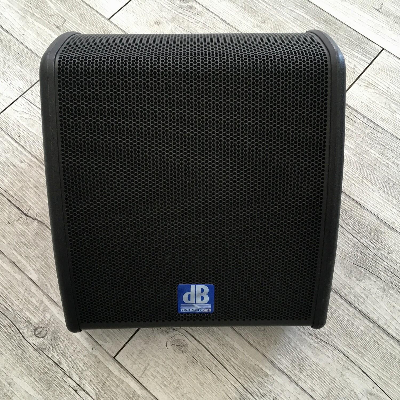 DB TECHNOLOGIES - Flexys FM 10 monitor