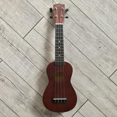 MAUI - Ukulele soprano marrone