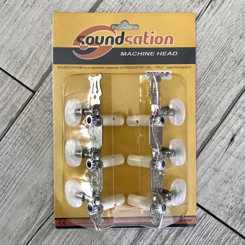 SOUNDSATION SMHCP - Meccanica per Chitarra Classica