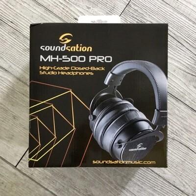 SOUNDSATION MH500 PRO - Cuffia Monitor Stereo