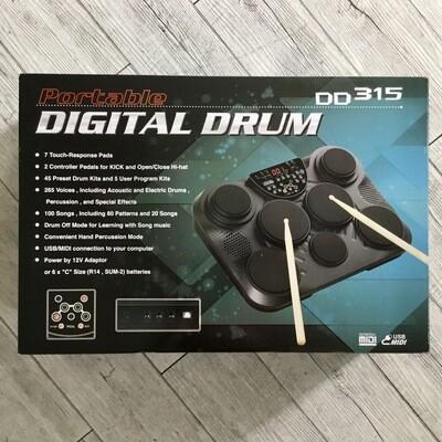 MEDELI DD315 7 - Pad Portable Digital Drum