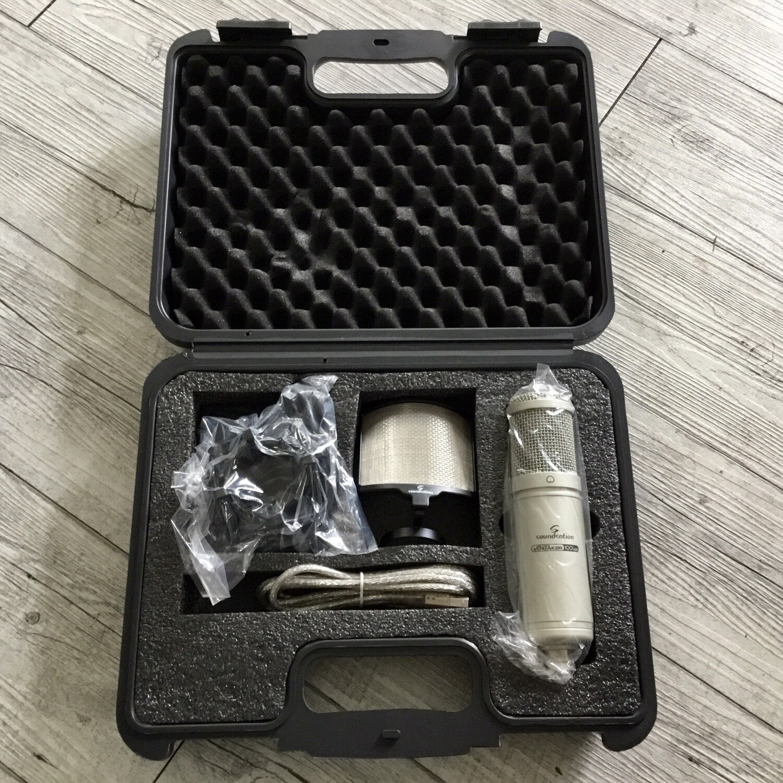SOUNDSATION VOXTAKER 100 USB - Microfono a condensatore