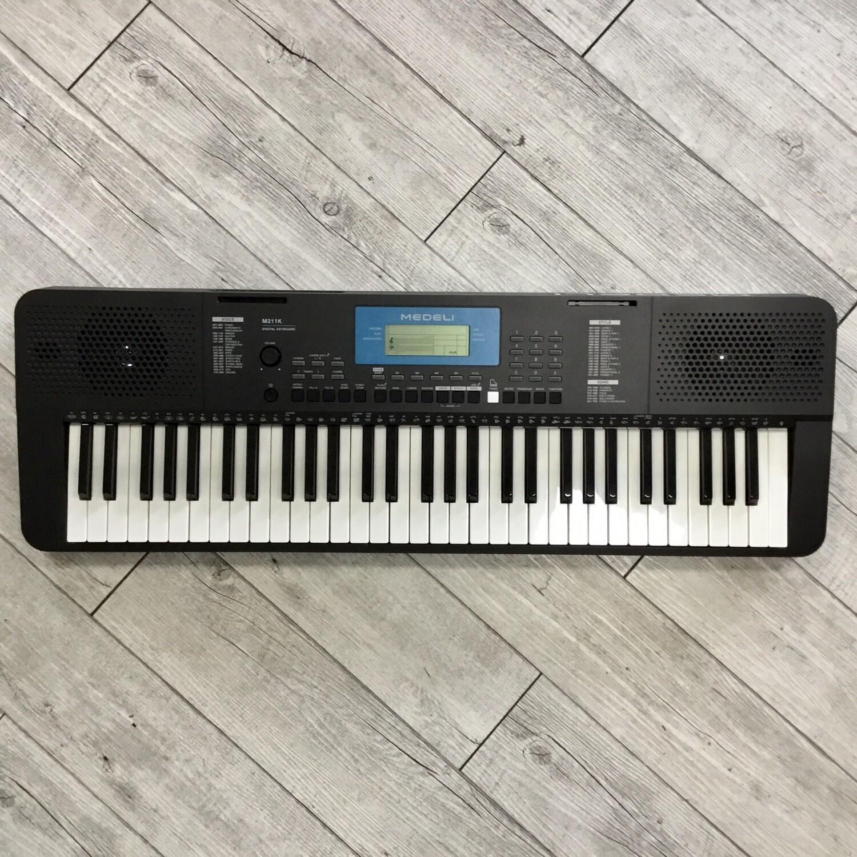 MEDELI M211K - Keyboard 61 Tasti