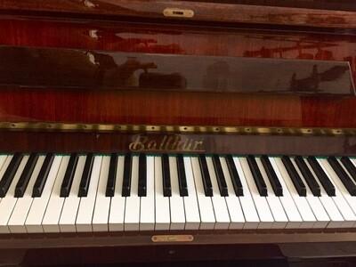 BALTHUR - Pianoforte
