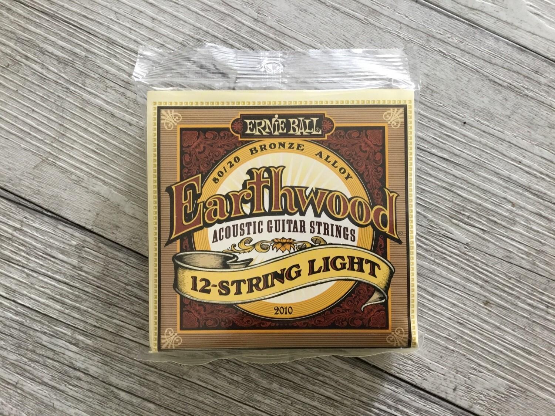 ERNIE BALL 2010 - Earthwood 12 String Light