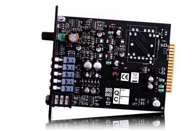 BAD DOGS P1 - Preamplificatore Microfonico serie 500