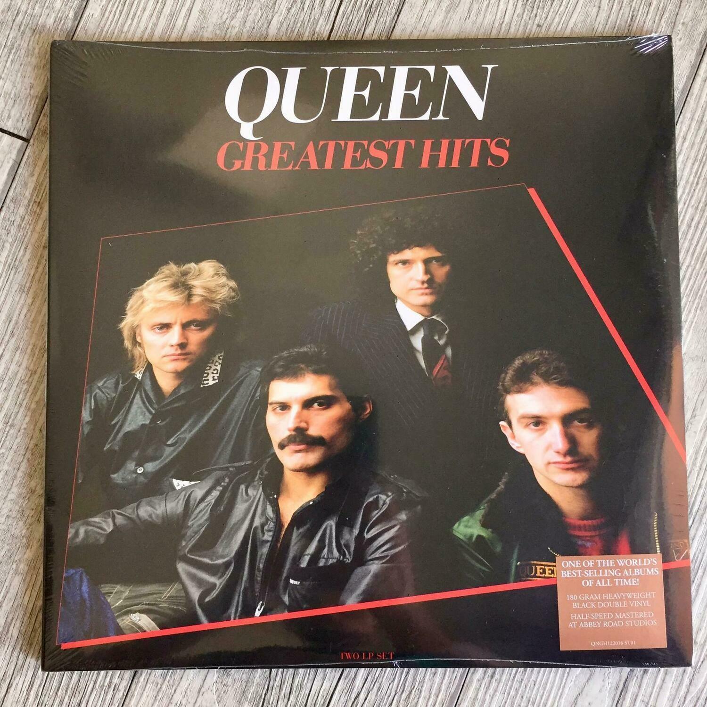 Queen - Greatest Hits (Black Vinyl 180g.)