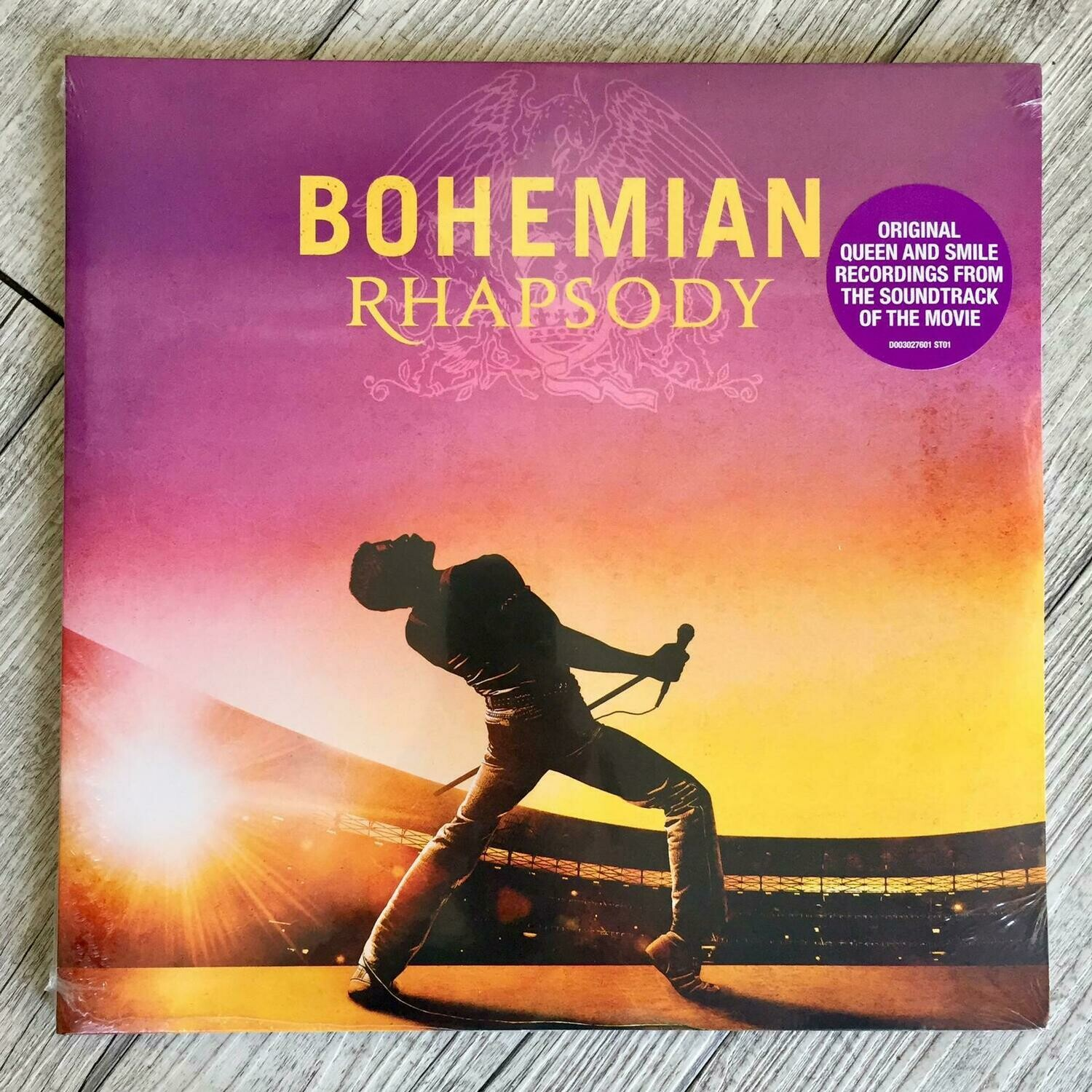 Queen - Bohemian Rhapsody - Soundtrack Of The Movie