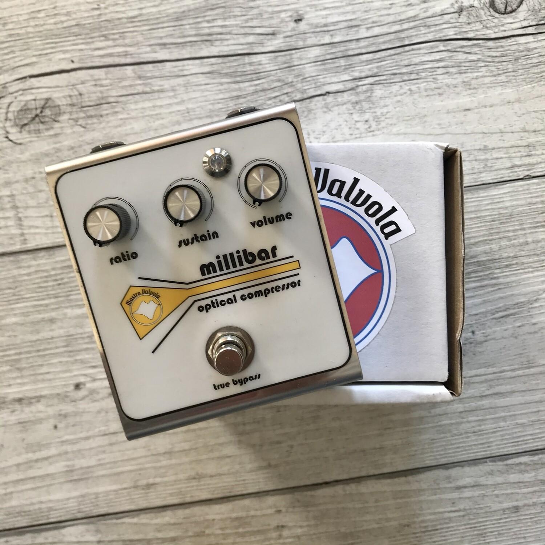 MASTRO VALVOLA - Millibar Optical Compressor