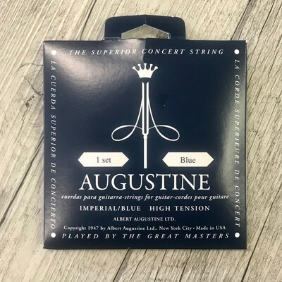 AUGUSTINE - Imperial Blue High Tension