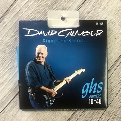 GHS - Boomers David Gilmour Signatur Series 10/48