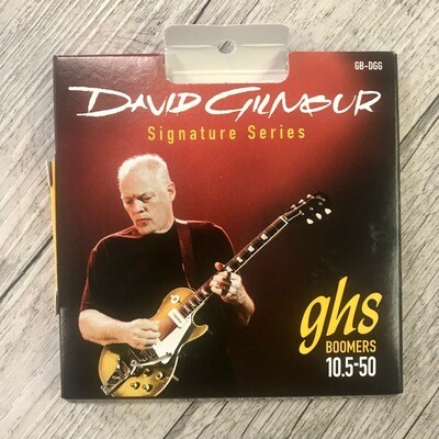 GHS - Boomers David Gilmour Signatur Series 10.5/50