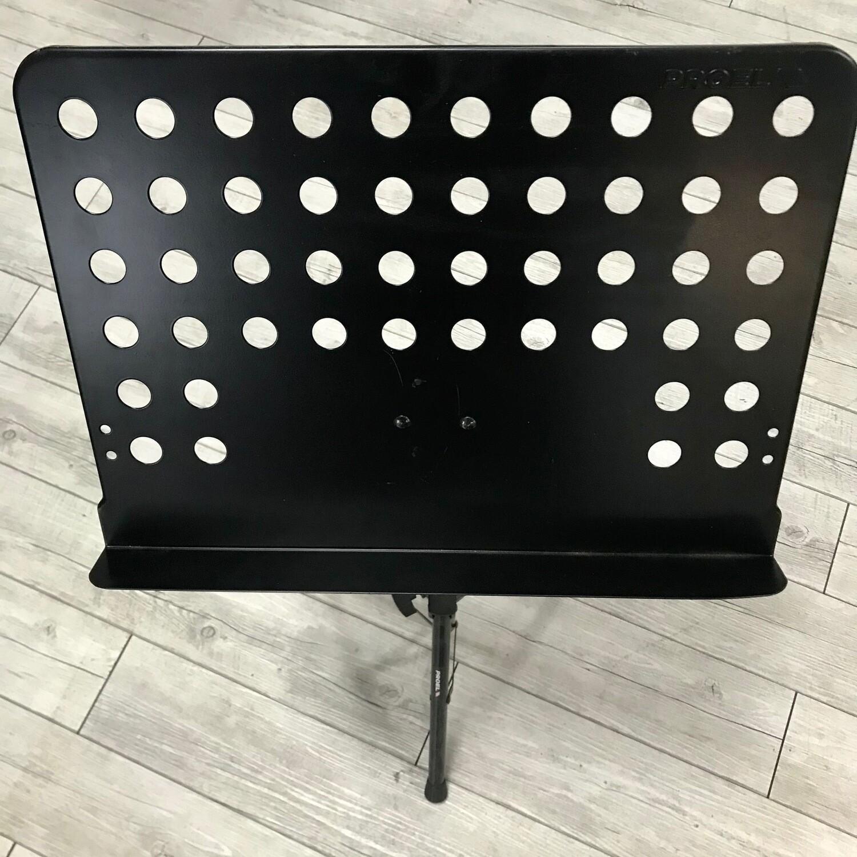 SOUNDSATION SPMS100E - Leggio tavola forata con borsa