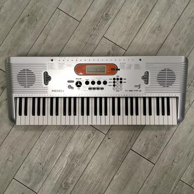 MEDELI M5 - Keyboard 61 Tasti