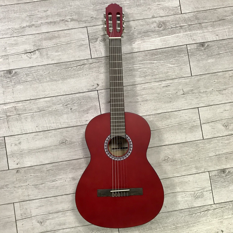 GEWA VGS Basic Red - Chitarra classica 4/4