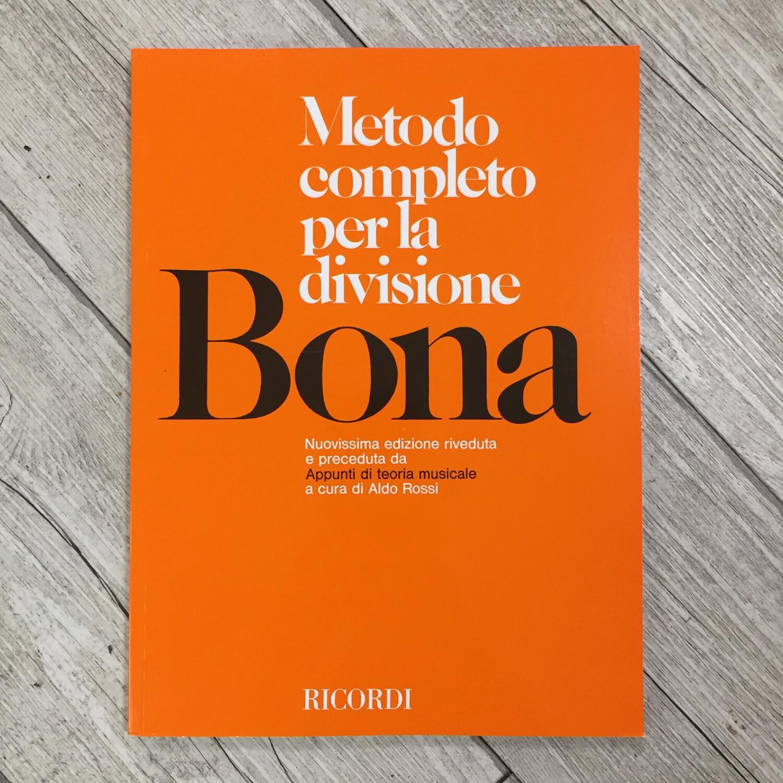 BONA - Metodo completo per la divisione