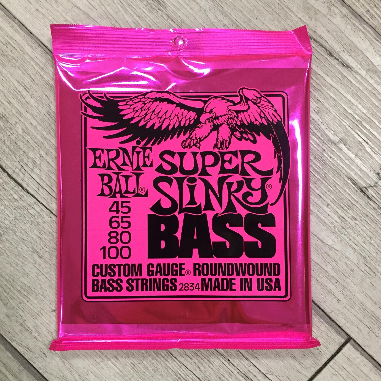 ERNIE BALL 2834 - Super Slinky Bass 45/100