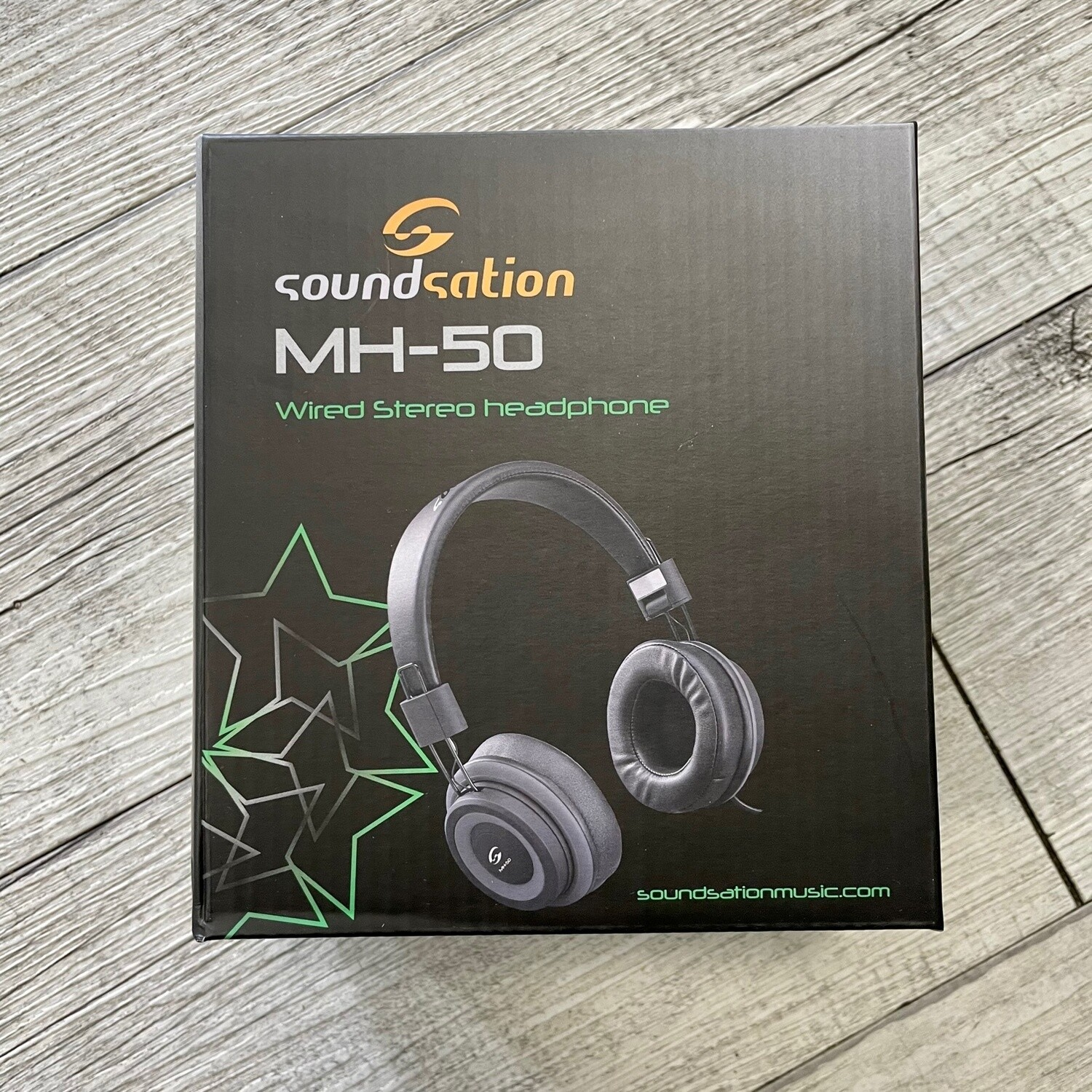 SOUNDSATION MH-50 - Cuffie Stereo