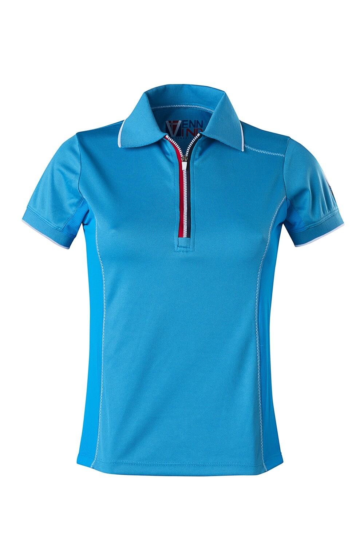 T-Shirt Polo Blue Atol Damen