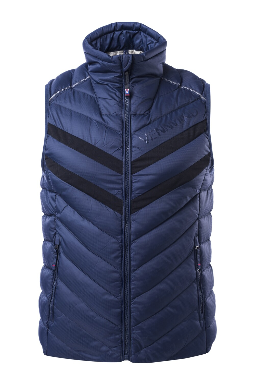 Gilet gefüttert Dress Blue Herren