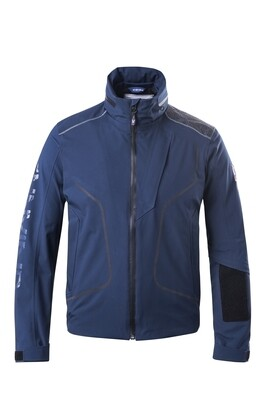 Funktions-Jacke Dress  Blue Herren Style
