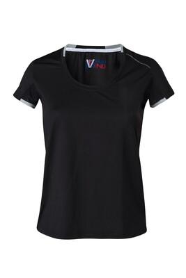T-Shirt Black Damen