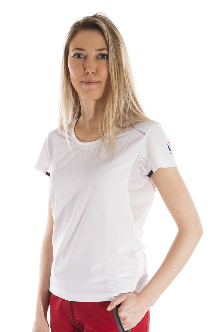 T-Shirt White Damen