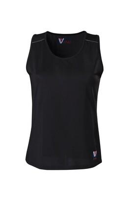 T-Shirt Top Damen Black